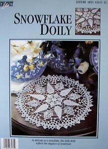 Crochet Doily New Pattern