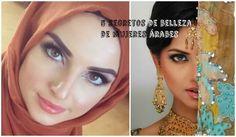 Dos mujeres árabes exiliadas decidieron revelar el gran secreto de ellas para su belleza natural.