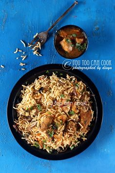 Turkey biryani / Vaankozhi biryani  New year or Christmas meal, Indian style