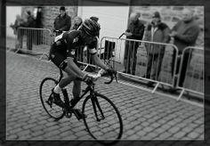 Kristian House (Rapha Condor) winner of Durham tour series 2012 and 2013