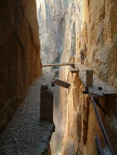 lets take a walk on the crazy side - kings pathway, spain