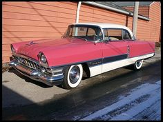 1955 Packard 400. I used to own one just like this, till my dad gave it to the junkyard while I was in college.