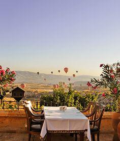 Um sonho! Museum Hotel Cappadocia