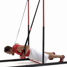 It seems that home exercise equipment is more popular than ever. For those who can't afford gym membership, or just don't have much spare time, it can be a great way to get the exercise you need without the added complications that heading out for your exercise can bring. The LifelineUSA XT Jungle Gym is a piece of suspension training equipment that's designed to give you almost a full body workout with little more than a few straps