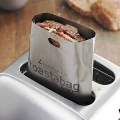 Toastbags. Melted cheese can not burn in the toaster
