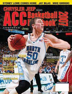 2007 ACC Handbook Tyler Hansbrough