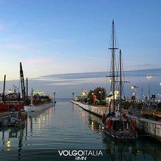 Riccione Rn Foto di @paolamargheritamusso #volgorimini #volgoemiliaromagna #volgoitalia #volgosocial #rimini #riminirimini #rimini2016 #riminibeach #riminicentro  #rimining #emiliaromagna #italytrip #italytour #rivieraromagnola #italia #italy #italian #holiday #holidayinitaly #iloveitaly #travelling #riccione #sea #port #porto by volgorimini