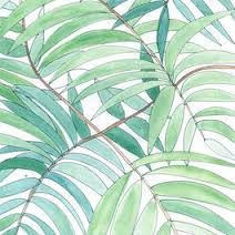 greens and blues  tropical fabric prints - Google Search