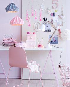 Sanftes Pastell: Rosa, Weiß und Grau