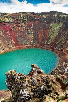 Iceland Kedir crater | Crater Kedir en Islandia