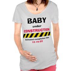 Funny Novelty Maternity Pregnancy Women T Shirt