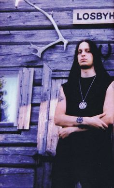 Fenriz ❤️ #GylveNagell #Darkthrone #Fenriz