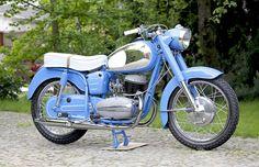 1961 Pannonia 250 TLF