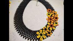 Seed Bead Jewelry, Bead Jewellery, Seed Beads, Beaded Jewelry, Handmade Jewelry, Beaded Necklace, Jewelry Patterns, Beading Patterns, Laddu Gopal Dresses