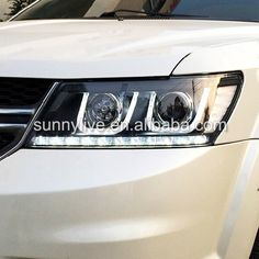 Source For Dodge Journey JCUV Fiat Freemont LED Head Lamps U Style LED Light High Beam 2009-2014 Year on m.alibaba.com