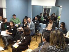 evento de comunicación impartido por Rocio del Cerro!