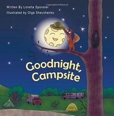 OutdoorsMom: Goodnight, Campsite (book review)