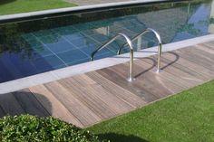 Hybride zwembad
