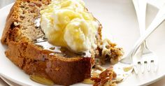 Bake this sensational banana bread by Curtis Stone for your family.