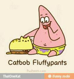 I love you spongebob.