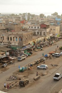 Djibouti City, Horn of #Africa