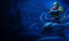 djinn   Riot's official splash artwork for Djinn Malzahar skin, released in ...