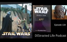 Star Wars Guided Tour at Hollywood Studios