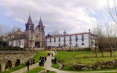 locais para visitar perto do Porto - Mosteiro do Pombeiro in Felgueiras