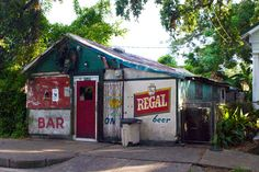 Snake and Jake's.  Tracking Down the Best Dive Bar in New Orleans