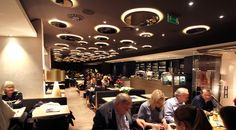 Café de l'Europe  Obergeschoß