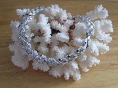 Coro Silver Tone Necklace Vintage by GotMilkGlassAndMore on Etsy, $10.88