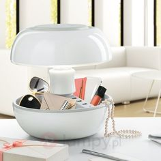 Lampa stołowa Joyo USB Highlight biała 9503003