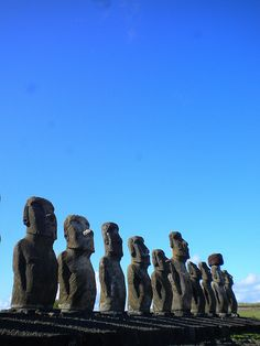 TE PITO O TE HENUA by ANARCI, via Flickr