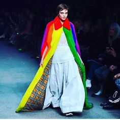 """99cfa9feccde Cara Delevingne on Instagram  """"So honored to be closing the remarkable  Christopher Bailey s last show. So proud to be British and part of such an  incredible ..."""