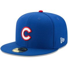 e58a79117f2e5 Chicago Cubs New Era Cooperstown Collection 2016 World Series Side Patch  Fitted Hat - Royal