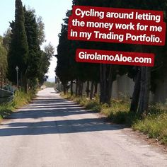http://girolamoaloe.com Cycling around letting the money work for me in my Trading Portfolio  LINK UP  I am a Trader of #ProfitingMe  #SupplyAndDemand #Trading  #ForexMentor #Trading #Indexes #Forex #Stocks #Commodities #PriceAction #WallStreet #Stockstrader #Forextrader #ForexTrading #ForexLifestyle #ForeignExchange #TraderLifestyle #StockMarket #ForexMarket #ForexLife #ForexSignals #TechnicalAnalysis #CurrencyTrader #CurrencyAnalyst #SwingTrading #SwingTrader #TradingView #DayTrader #tw…