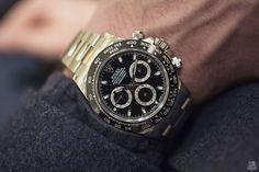 Rolex Daytona cadran noir 2016 - Baselworld