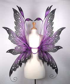 Fairy wings  Terrific for fairy costume wedding by OnGossamerWings