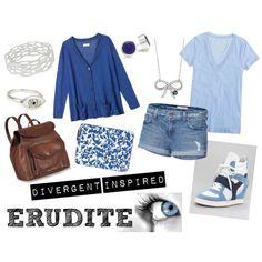 Erudite outfit