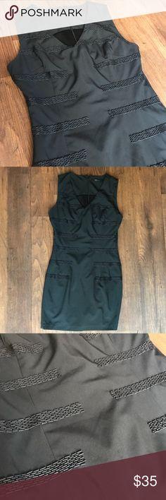 Ark & Co Beaded Dress Beaded LBD! Brand new without tags. Lovely beaded design! Ark & Co Dresses
