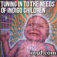 One of the best indicators of change within the human consciousness toward a higher level of being is the essence of the Indigo child. These children are different from most children in the way that they act and the way they deal with life