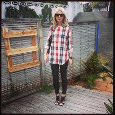 #everydaystyle #tartan #Countryroad