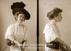 edwardian woman back - Google Search