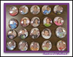 Photo Magnets: Mothers Day Gifts + So More More at RainbowsWithinReach
