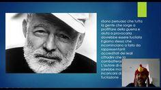 """Ernest Hemingway - Parte VI (1953 - 1961)  Sesto ed ultimo episodio della serie """"Non Puoi Non Saperlo"""" sulla vita di Ernest Hemingway.  #leggere #scrivere #libri #letteratura"""
