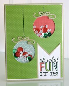 Oh What Fun It Is! - Simon Says Stamp Blog
