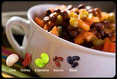 high fiber beans.