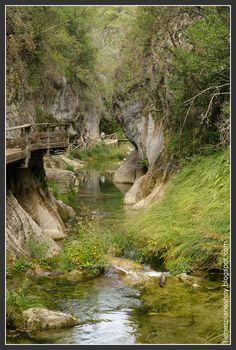 Ruta Rio Borosa - Cerrada Elías (Jaén) Best Places In Portugal, Visit Portugal, Spain And Portugal, Portugal Vacation, Portugal Travel, Spain Travel, Wonderful Places, Beautiful Places, Places To Travel