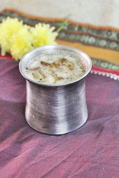 Foxtail payasam - sweet recipe !