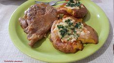 Chec aperitiv cu de toate - Retetele mamei Meat, Food, Essen, Meals, Yemek, Eten